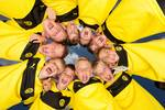 Jungs in BVB Trikots