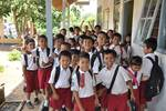 AIDA Cruise & Help school in Indonesia