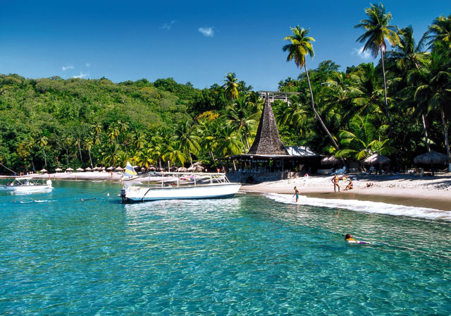 pic st-lucia AC 020738