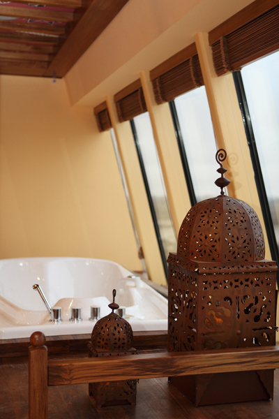 Indisches Spa AIDAluna_Wellness Suite