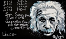 Einstein - Pete Heylands