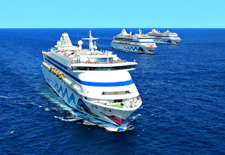 AIDA Selection voyages