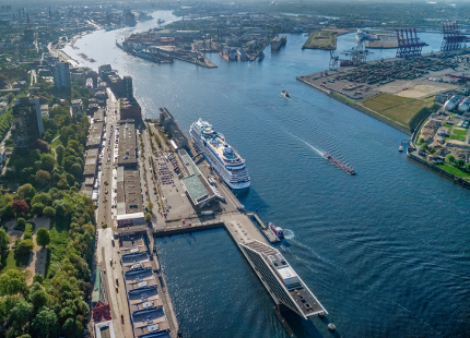 AIDA Cruises sets standards in environmental protection